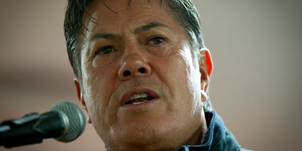 Loading Destiny Church's Brian Tamaki has blamed earthquakes on gays, sinners, and murderers. Photo / file
