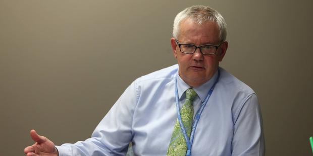 Tauranga City Council chief executive Garry Poole. Photo/FILE