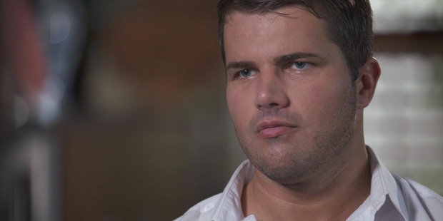 Loading Tonight, on 60 Minutes, Gable Tostee will answer all questions personally. Photo: Channel 9 / Supplied