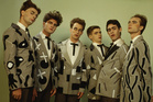 New Zealand rock band Split Enz. Photo / Maria Robinson