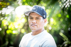Teina Pora is seeking an adjustment to his Government payout to include inflation. Photo / Michael Craig