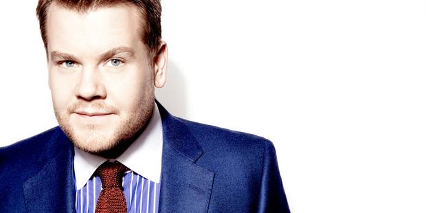 Late Late Show host, Carpool Karaoke creator and Hunk of Burning Love James Corden.