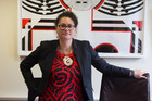 Louisa Wall, Labour MP for Manurewa, in her office at Parliament in Wellington. Photo / Mark Mitchell