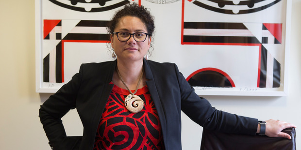 Loading Louisa Wall, Labour MP for Manurewa, in her office at Parliament in Wellington. Photo / Mark Mitchell