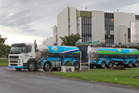 Fonterra expects disruption to milk collection and farms that cannot be reached may have to dispose of their milk. Photo/File
