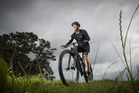 Michael Brown in training for the Pioneer. Photo / Greg Bowker - NZ Herald.