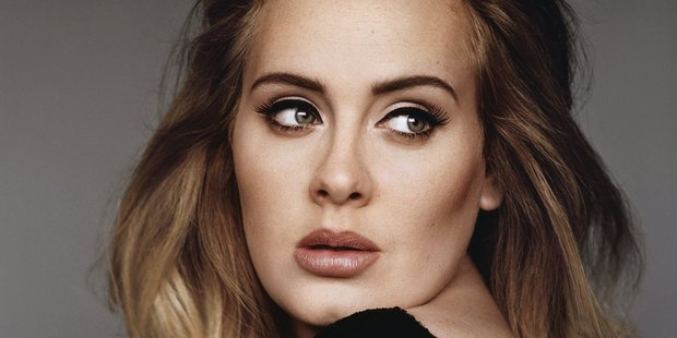 Adele took to social media this month to announce a one-off show in New Zealand next year. Photo / Supplied