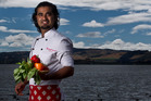 Local chef Deep Rajput Thakur is on a mission to change the way young people think about food. PHOTO/FILE