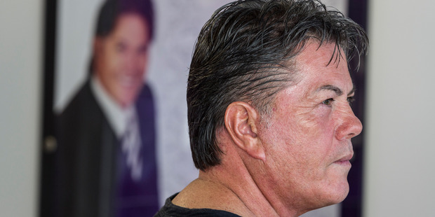 Loading Brian Tamaki has hit back at media over his comments that gays, sinners and murders are responsible for earthquakes. Photo / File.