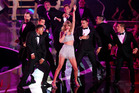 A photo that may be evidence of Taylor Swift's sexual assault has leaked. Photo / AP