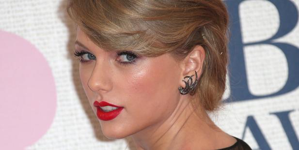 Taylor Swift. Photo / AP