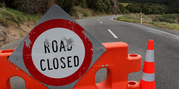 A slip has closed State Highway 35 between Maraenui and Omaio. Photo/File