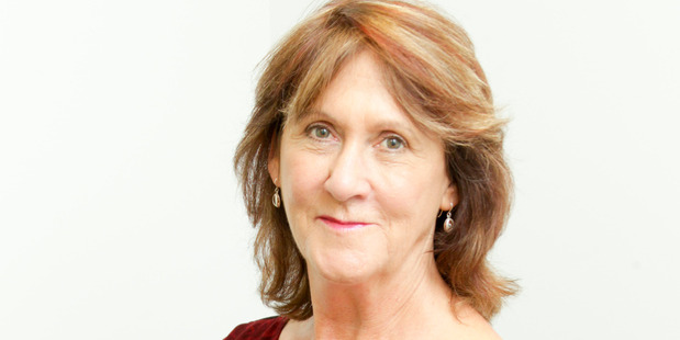 Hawke's Bay Today columnist and assistant editor Linda Hall. PHOTO/FILE