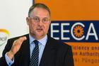 EECA chief executive Mike Underhill. Photo / NZPA