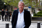 Jeremy Clarkson has found himself in more trouble over those Falklands number plates. Photo / GC Images