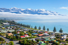 More homes have been evacuated in Kaikoura after a potential landslide risk was detected.