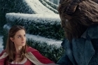"Watch the brand new trailer for Disney's ""Beauty and the Beast,"" starring Emma Watson & Dan Stevens. Source: Disney"