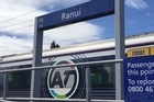Police say the boy got off a train at Ranui Station and started walking to his home when he was abducted by a man in a grey van.