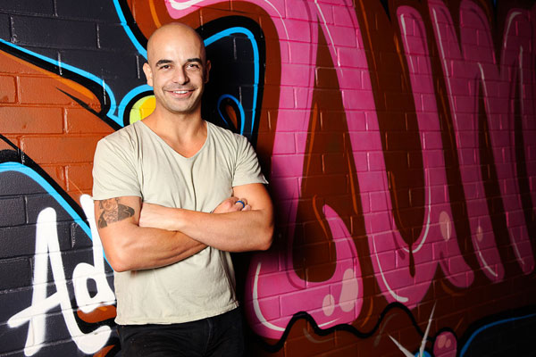 Adriano Zumbo will be showcasing his dessert-making skills over two sessions at the Electrolux Taste Theatre.