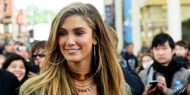 Delta Goodrem showed her not-so-soft side in a recent interview. Photo / News Corp Australia