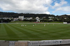 The Plunket Shield match between the Wellington Firebirds and the Central Stags has been abandoned. Photosport