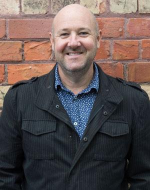 Co-founder Richard Bourke.