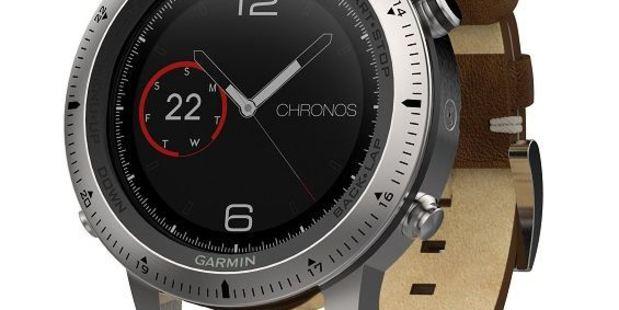 The Garmin Fenix Chronos smartwatch looks like a Swiss designer watch, but is it worth the big price tag?