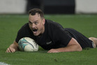 Israel Dagg showed in Rome that there is plenty of running left in his legs. Photo / Brett Phibbs