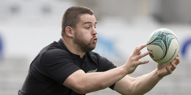 Loading Dane Coles will start at hooker against Ireland on Sunday.
