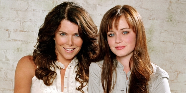 Lorelai and Rory return as the mother-daughter best-friend duo who live in the gloriously quirky town of Stars Hollow.