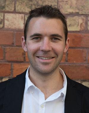 Co-founder Daniel McLaughlin.