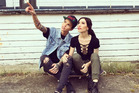 Ruby Rose and Jess Origliasso just recently confirmed they were dating. Photo / Instagram