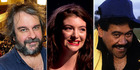 Peter Jackson, Lorde and Billy T. Photos / NZ Herald, File