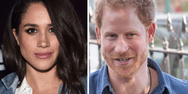 Prince Harry arrived at Twickenham to lay a poppy wreath ahead of Remembrance Sunday - but there was no sign of his new girlfriend, Meghan Markle.