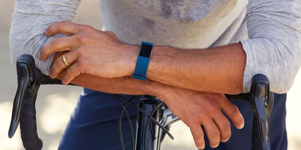 Fitbit's new Charge 2 range isn't as bulky as the Blaze or Surge, but comes with interchangeable strap options and a new relaxation mode.