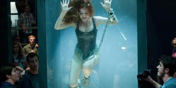 The scene from Now You See Me that almost killed Isla Fisher.