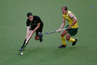 The Black Sticks have claimed their first win on Australian soil in more than 50 years. Photo / Photosport