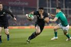 All Blacks centre Malakai Fekitoa has been cited following the win over Ireland. Photo / Brett Phibbs