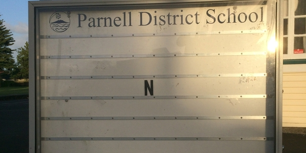 Well played Parnell District School!
