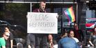 Photos: Teach Brian Tamaki love protest in Rotorua