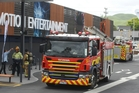 Fire services responded to a fire alarm activation at the opening day of Motion Entertainment in Rotorua.