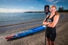 Join Laura McGoldrick as she meets paddleboarder Penelope Armstrong, last years Bronze medallist in the ISA SUP Technical race.
