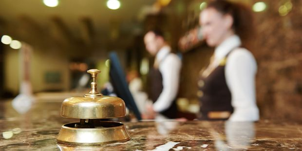 A former hotel worker has revealed the most cringe-worthy moments he's experienced on the job. Photo / 123RF