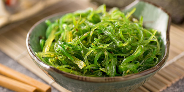 Seaweed is well known for its health-boosting minerals, particularly iodine. Photo / 123RF