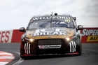 Chris Pither is unlikely to be racing in a Super Black Racing car next year.  Photo / photosport.nz