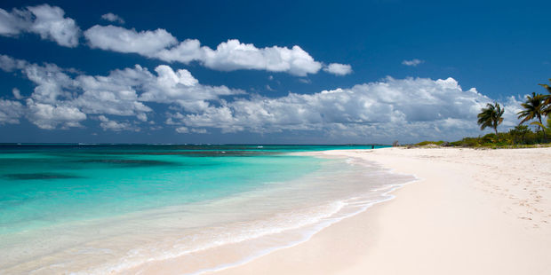 Relax on the paradise island of Anguilla. Photo / 123RF