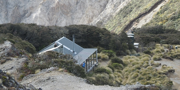 BOOKINGS: Sunrise Hut in the Ruahine Range will be available to book from Thursday in a new initiative from the Department of Conservation. PHOTO/FILE