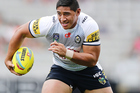 Kiwis international and Cowboys back-rower Jason Taumalolo will participate in an official NFL trial in Los Angeles next week. Photo / Photosport.