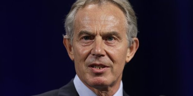 Former British Prime Minister Tony Blair is said to be hunting for offices in Westminster for his new Brexit lobby group. Photo / AP