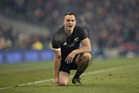 All Blacks fullback Israel Dagg is one of four All Blacks believed to have French suitors chasing him to sign a deal after the Lions tour. Photo / Brett Phibbs